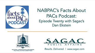 NABPAC's Facts About PACs Podcast: Episode 20 with Dan Ekstein