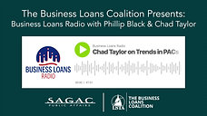 Business Loans Radio: Chad Taylor on Trends in PACs
