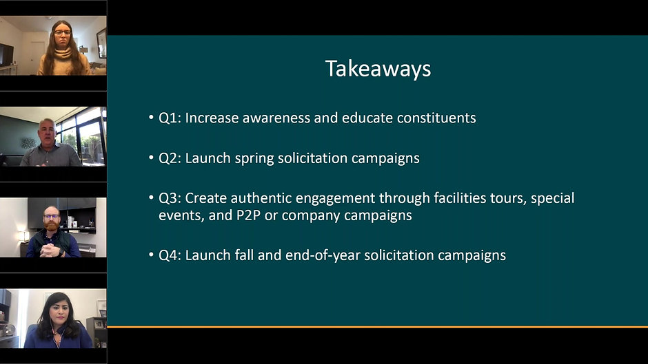 Trends in Business PACs Briefing – Part 2: Becoming the Trendsetter