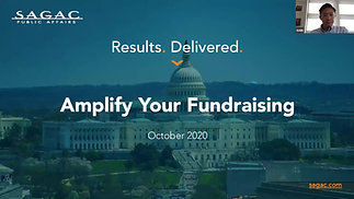 Eyes on the Prize: Amplifying Fundraising to Get Over the Goal Line