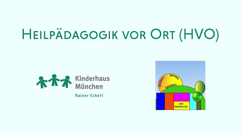 """Heilpädagogik vor Ort"" am SFZ München-Ost"