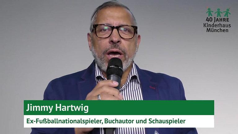 40 Jahre Kinderhaus München_ Interview Jimmy Hartwig