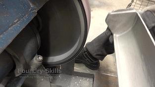 Flash grinding