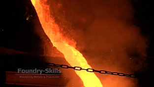 Molten iron transferring process