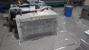 Overview melting shop
