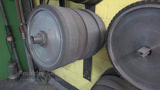 Different mounts for belt grinder