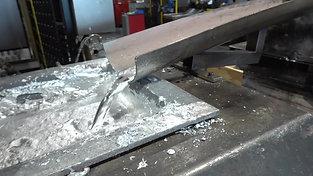 Metal pump zinc