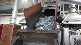 Supplying cycle material in shaft furnace zinc