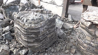Slag of a cupola furnace