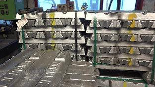 Ingot stock aluminum