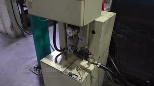 Mixing machine for release agent