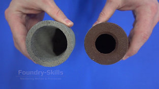 Comparison of insulating feeders with and without bonded breaker core