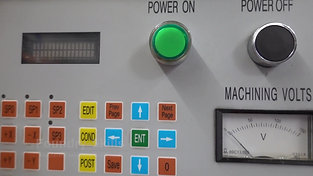 Electrical discharge machine overview