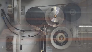 Running engine of an electrical discharge machine
