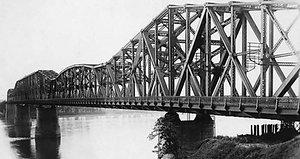 Big River Crossing  Harahan Bridge History