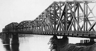 Big River Crossing  Harahan Bridge History