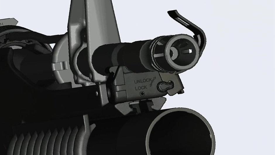 M203Assembly