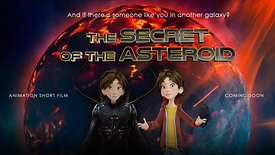 THE SECRET OF THE ASTEROID / ANIMACIÓN / SCI FI / 80""
