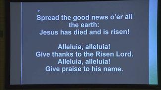 4-12-2020 Rev Leila and Jon Disburg (Easter Sunday)