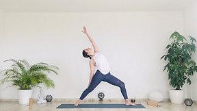 Vinyasa Cardio bras et haut du dos