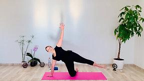 Pilates 25 jan