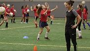 Carli Lloyd Skills Clinic