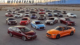MotorTrend's 2019 Car of the Year: The Overview