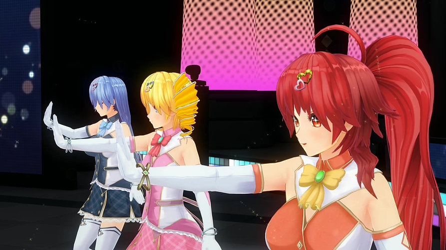 COM3D2ダンス動画