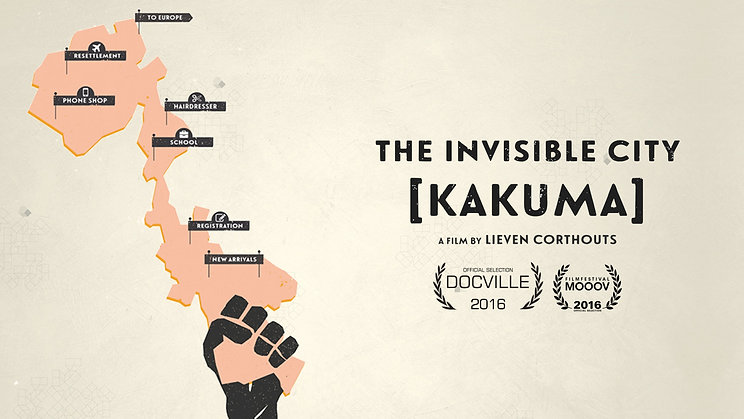 The Invisible City [Kakuma] - Trailer (ENG) - Lieven Corthouts