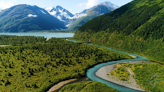 Alaska...  land of the enchanted...