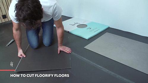 Hoe plaats ik vinyltegels van Floorify?