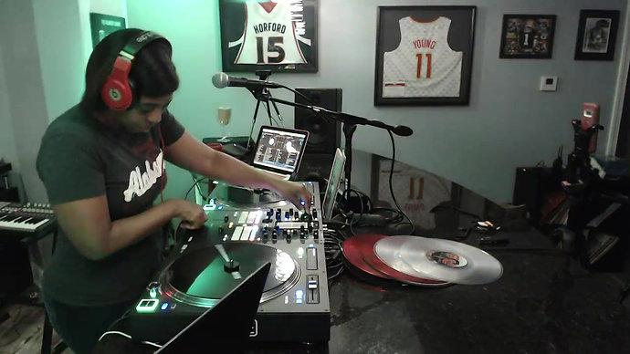 DJ Kandy Live PopUp Party #GoodVibesOnly