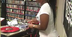 DJ Kandy Live on WREK-ATL 91.1 FM, Techniques Radio