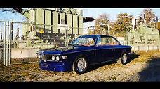 BMW E9 3.0 CS von Amor Cars Restauriert - Sattlerei - Karosseriebau - Car Hifi