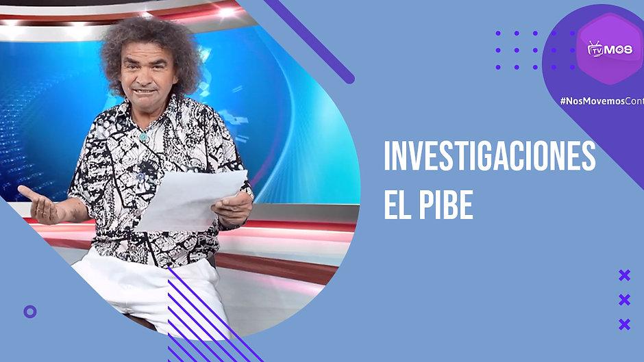 El Pibe investiga