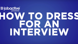 Jobactive - How to dress for a job interview
