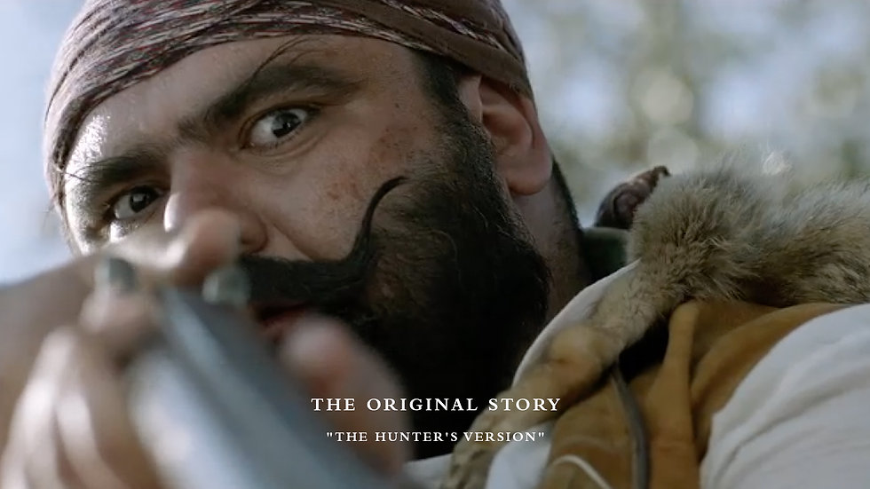 Ksara - The Original Story - The Hunter's Version