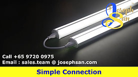 Dual-In-Line LEDs