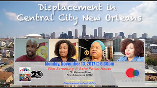 Displacement in Central City NOLA