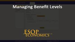 Managing Benefit Levels
