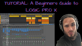 Beginners' Guide to Logic Pro X