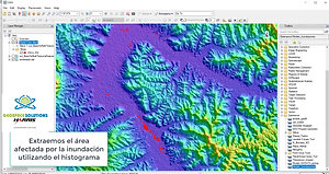 Detección de áreas inundadas a partir de datos SAR Sentinel-1