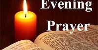 Evening Prayer 2 Sept
