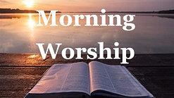 Friday, 29th May, 2020 Morning Worship