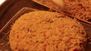Подача блюда в Шеф-Амазония