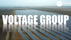 8.9 MW Solar Power Plant completed by Voltage Group