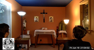 Friday Rosary, June 19