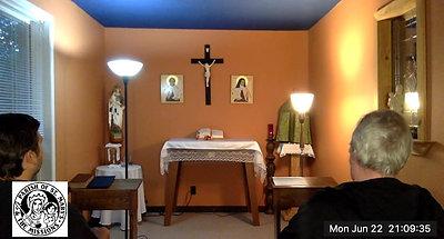 Monday Rosary, June 22