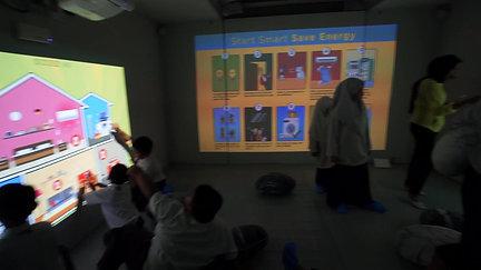 Mobile Classroom @ Sungai Buaya, Banting