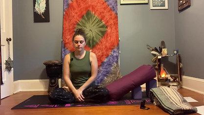 Yin Yoga Letting Go